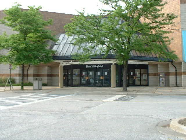 Old Hunt Valley Mall