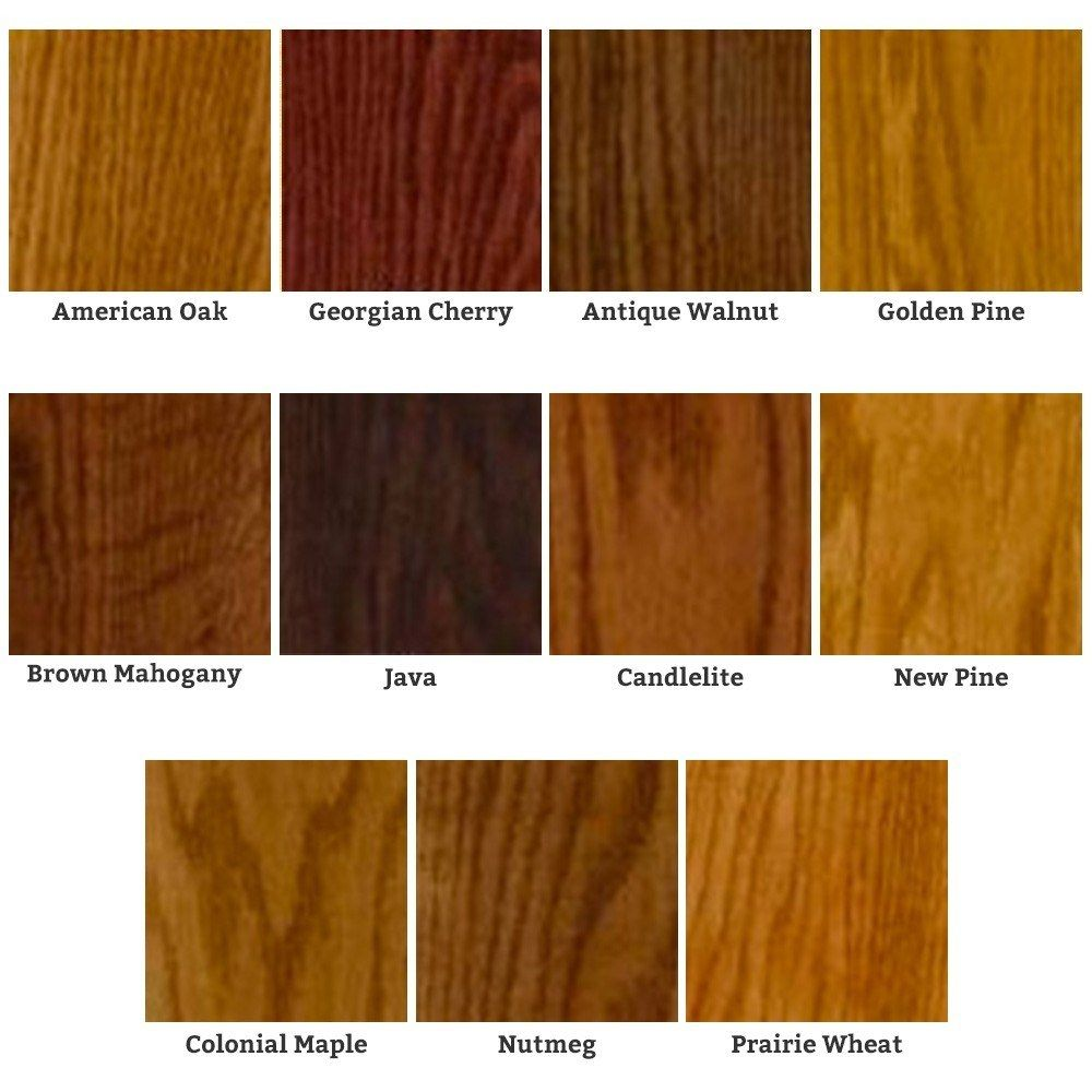General finishes java gel wood stain rockler woodworking and hardware also wipe on color chart by jenna diy rh pinterest