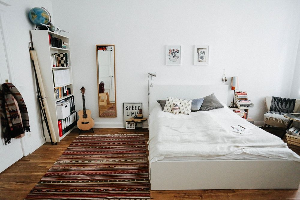 zu besuch bei Pinterest Apartments, Bedrooms and Apartment ideas