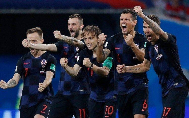 لماذا تنتهي أسماء لاعبي منتخب كرواتيا بالخاتمة يتش World Cup Soccer Croatia