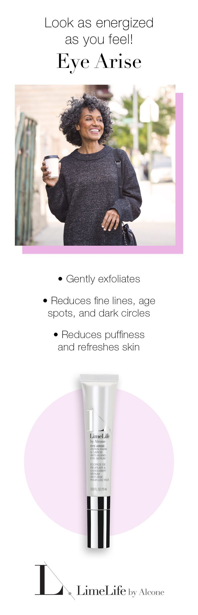 Pin by LimeLife by Alcone on SKINCARE Under eye