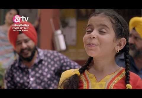 The Voice India Kids 23th June 2016 Watch Online Episode HD