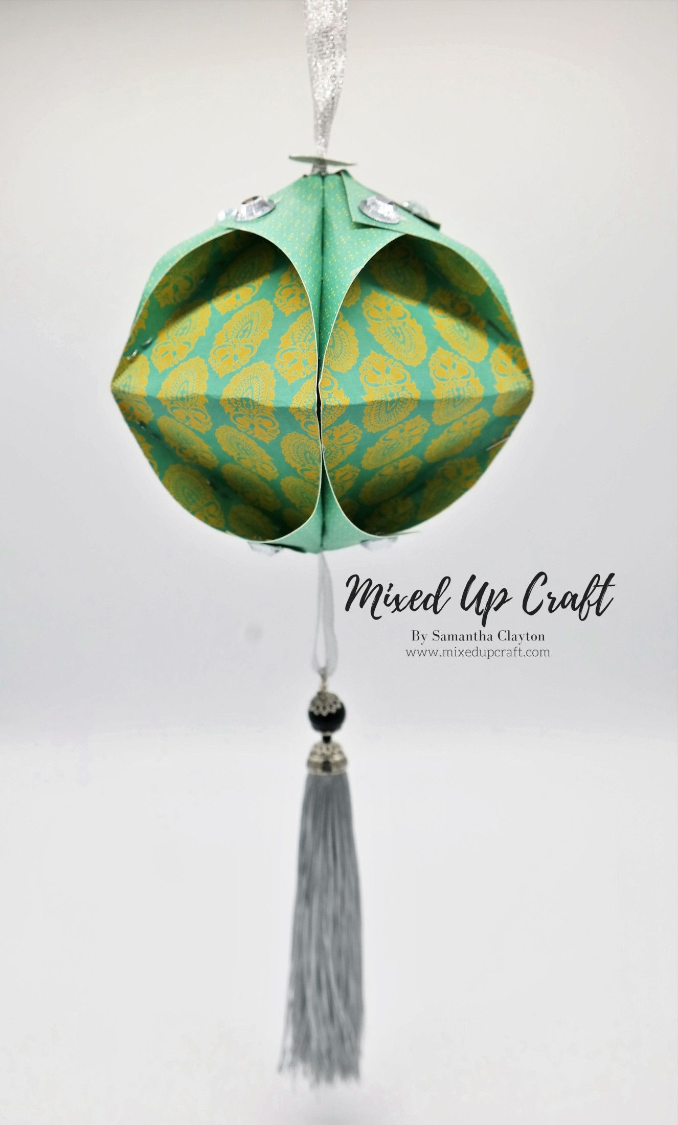 DIY Chinese Lanterns | mixed up craft samantha clayton