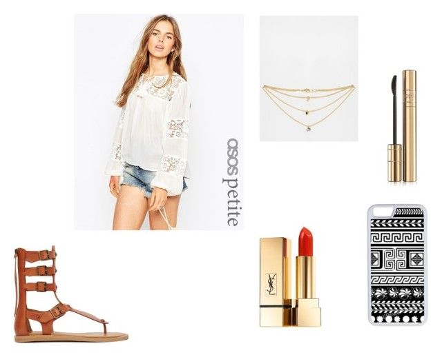eee by marina-lage on Polyvore featuring moda, ASOS, ALDO, CellPowerCases and Dolce&Gabbana
