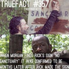 the walking dead fun facts - Google Search