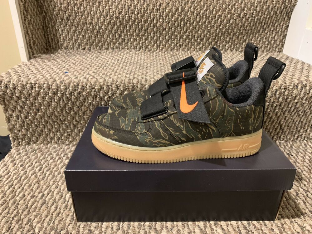 newest 455e2 3e9a3 Nike Air Force 1 Utility Low Premium WIP - Dead Stock Never Been Worn.   fashion  clothing  shoes  accessories  mensshoes  athleticshoes (ebay link)