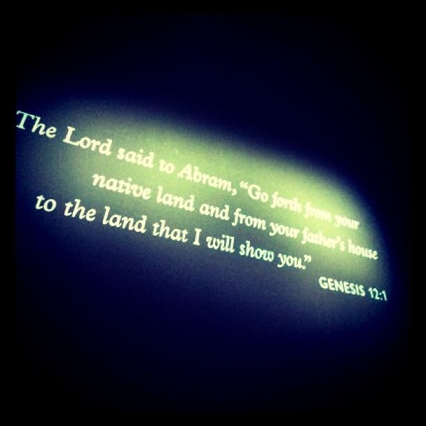Lord, I want to follow You wherever You want me to be. ♥