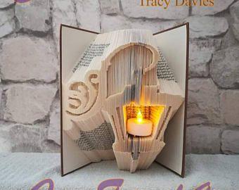 Doyley Aunty Cut /& Fold Book Folding Pattern