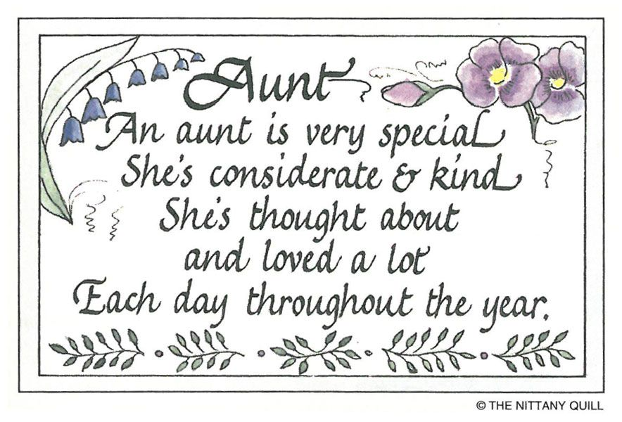 Read About The 4 Different Types Of Aunts Niece Quotes Aunt Quotes Auntie Quotes