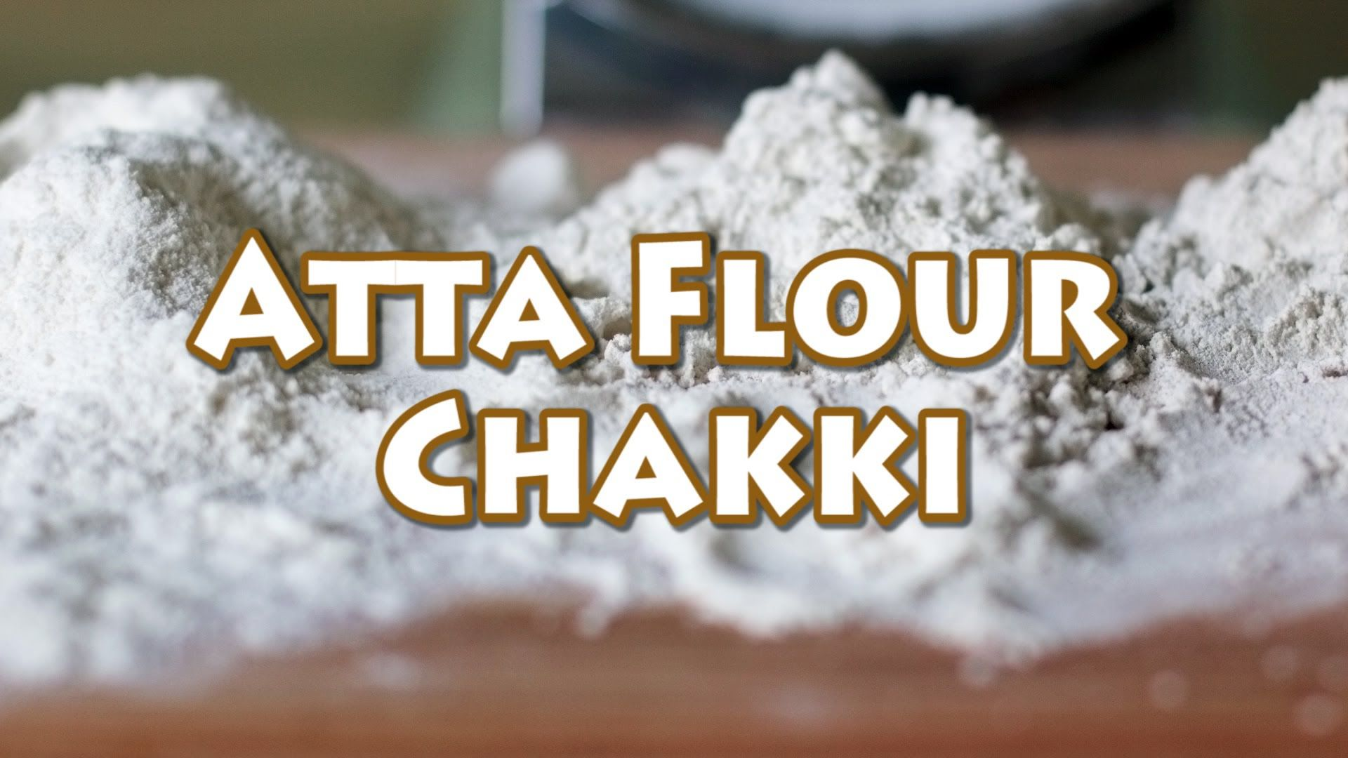 Chakki is a Punjabi term for a small set of 2 millstones (usually ...