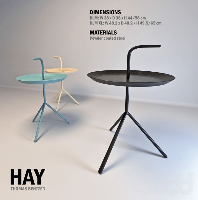 Hay Dlm Xl Table Furniture Home Decor