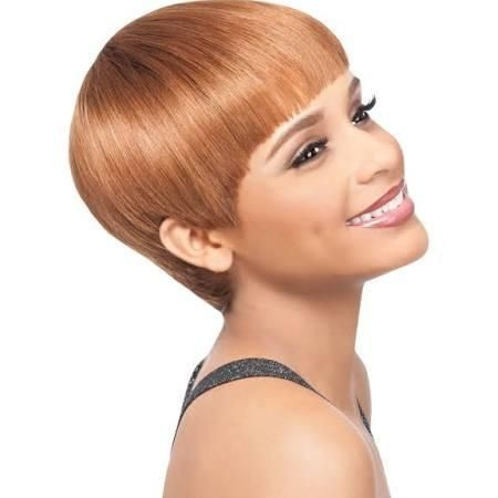 Outre 100% Human Hair Premium Duby Wig - BOWL CUT - Brought to you by Avarsha.com