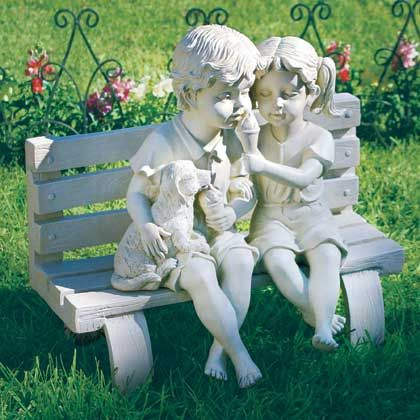 Charming Funny Decorations For Your Garden