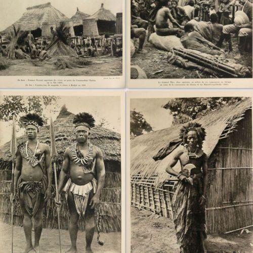 Belgian Congo Africa 1920's Photo Book w/195+ pics Baluba Pygmy Bantu Elephants in Antiques, Ethnographic, African, Other African Antiques | eBay