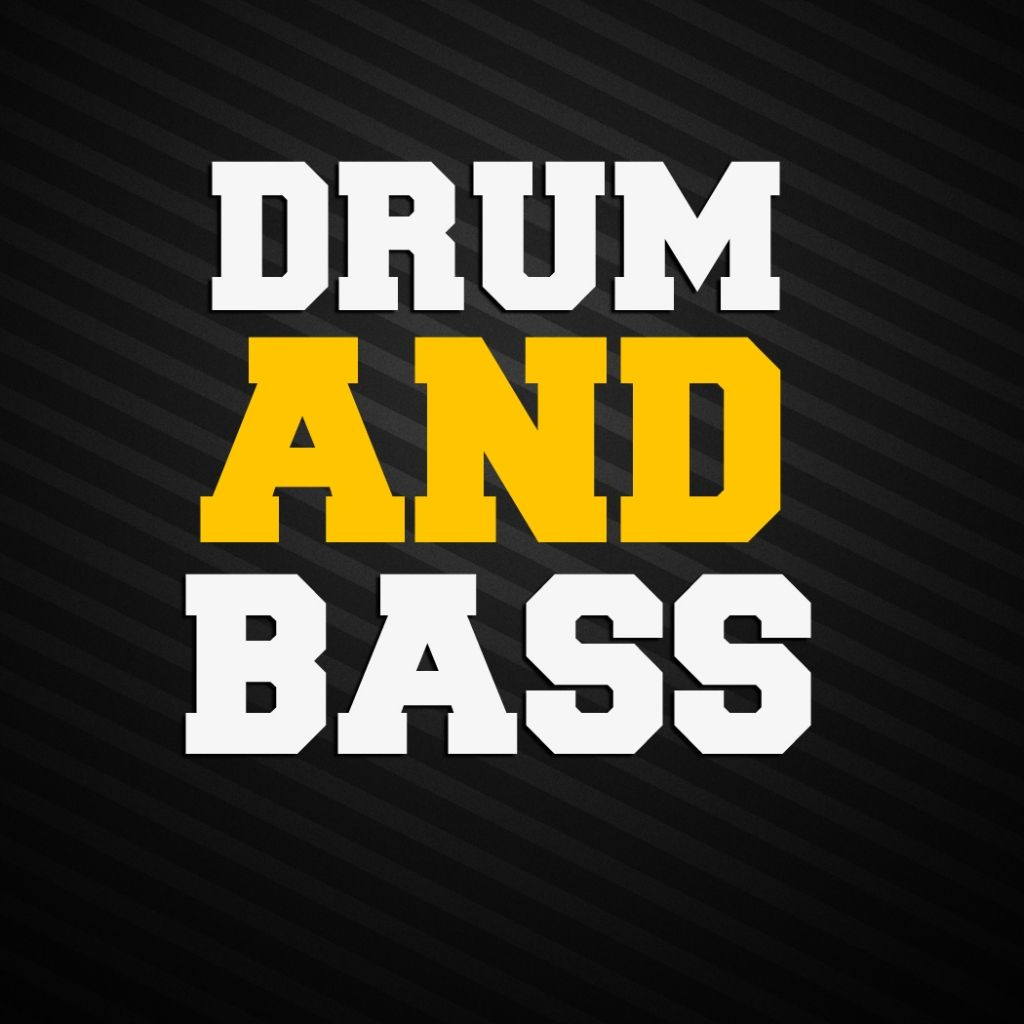 drum and bass картинки