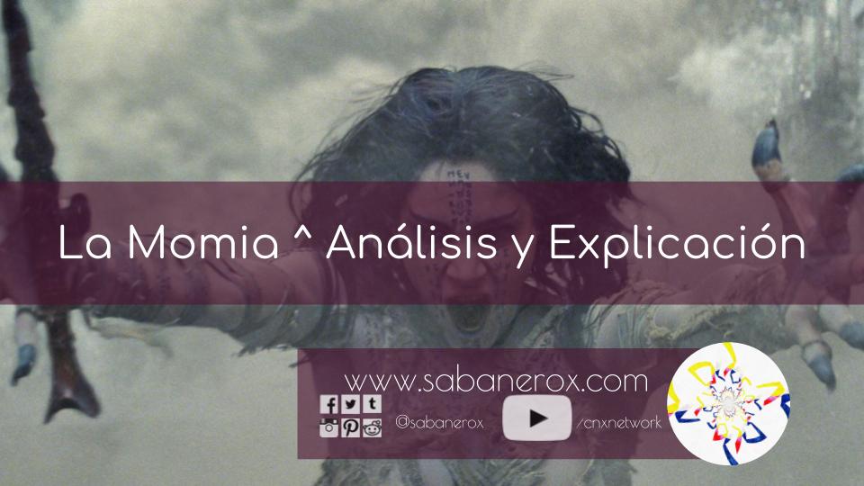 Si usted ya se vio La Momia y quedó un tanto confundido por el ...