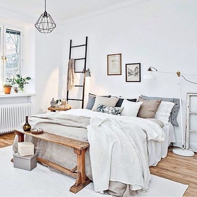 Bedroom Design Gallery For Inspiration: Scandi Bedroom Styling By @introinred By Immyandindi