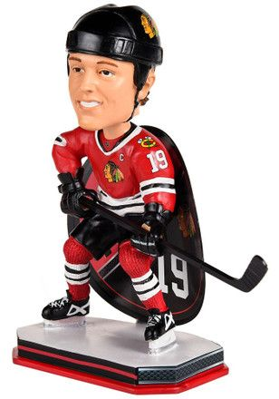 Jonathan Toews Chicago Blackhawks Name And Number Bobblehead Chicago Blackhawks Blackhawks Chicago Blackhawks Gifts