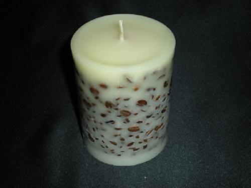 decorativas velas aromticas de caf - Velas Aromaticas