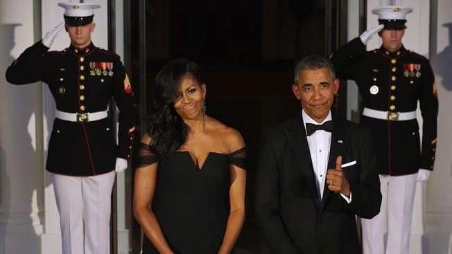 Michelle Obama Graces Cover of Vogue Magazine | NBC New York