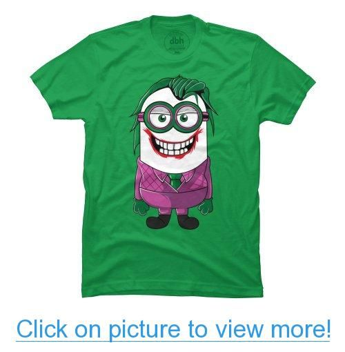 3b1816f4 Minion in Guason Men's Graphic T Shirt - Design By Humans | MINIONS ...