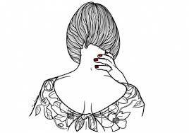 Resultado De Imagen Para Mujer De Pelo Corto Dibujo Sara Herranz