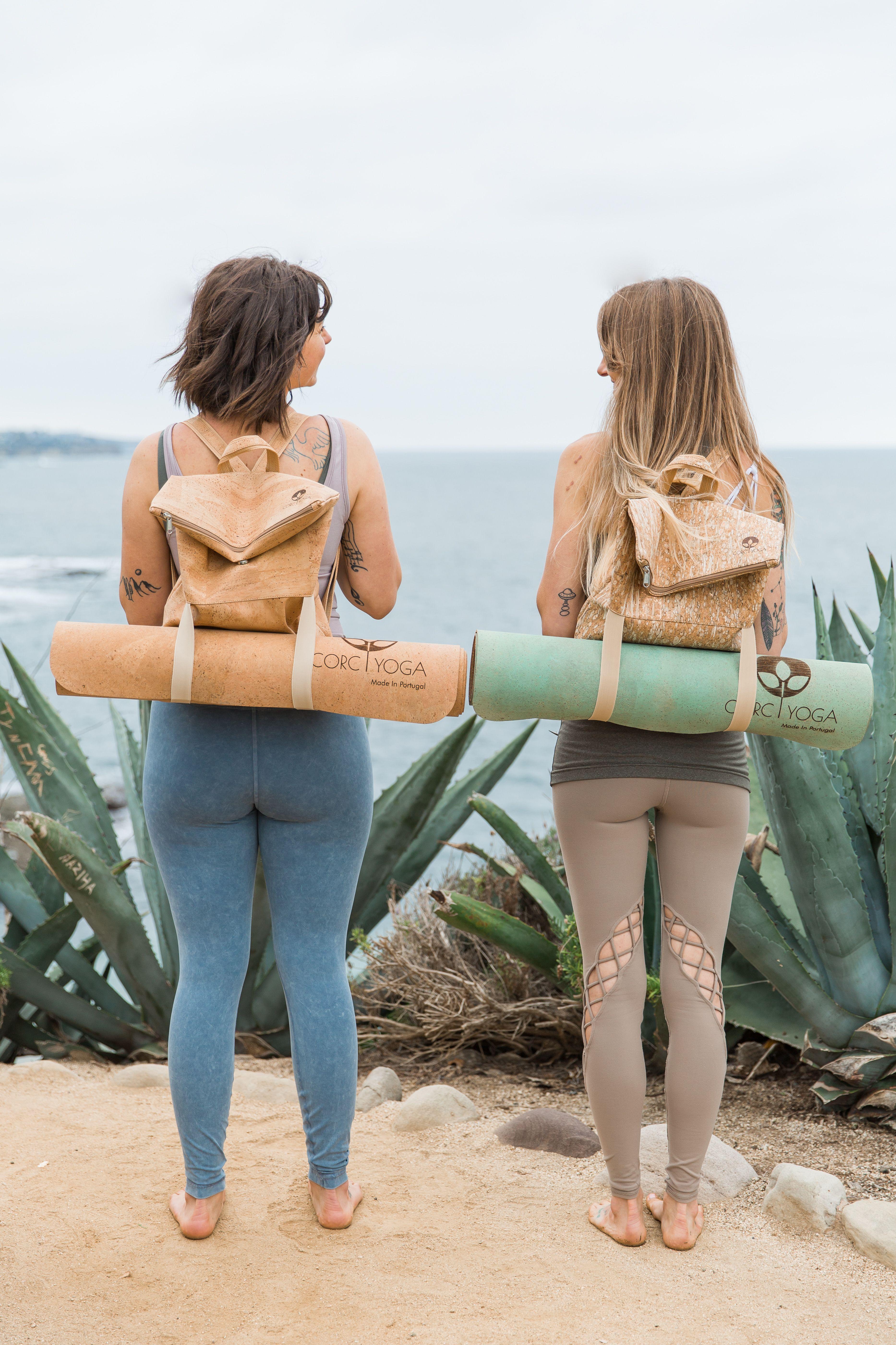 Corc Yoga | 100% Organic Yoga Mats & Yoga Accessories Made for Travel