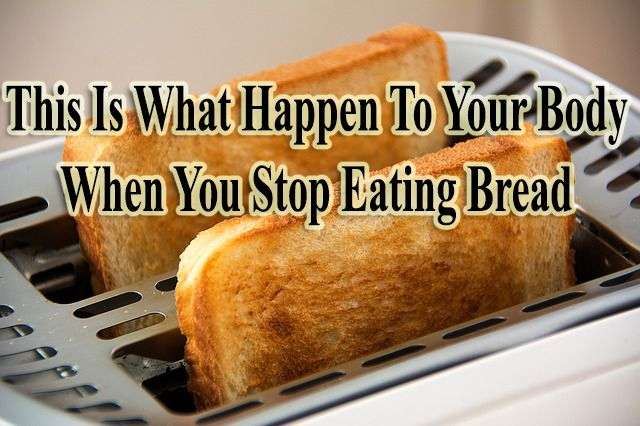 Pin By Madison Hixson On Health Stop Eating Bread Clean Eating