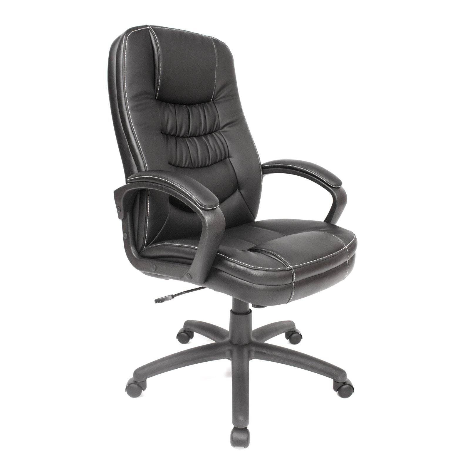 Comfort Products Twin Cushion Bonded Leather Executive Chair