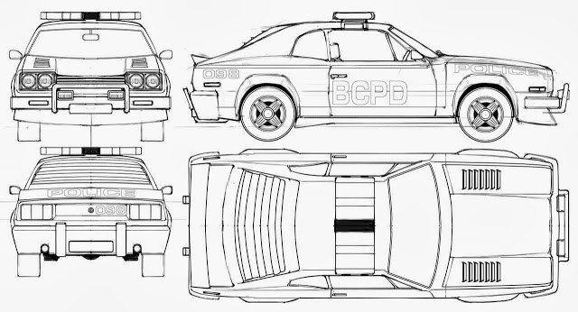 Download Most Loved HD Car Blueprints for 3D Modeling For Free