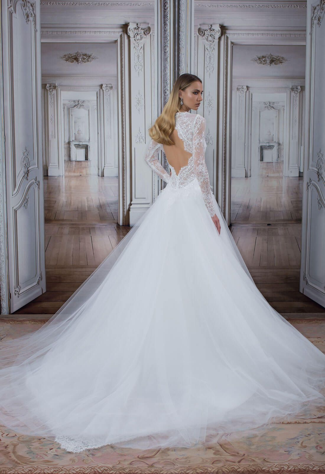 Love by Pnina Tornai 2017 Collection Style no. 14483 with Detachable ...
