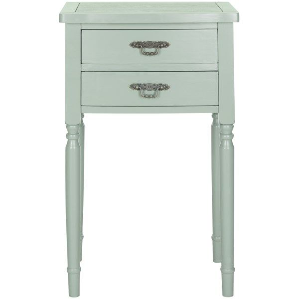 $181_____ __________Safavieh Marilyn End Table 30.10Hx18.10Wx15D