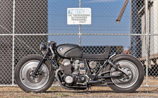 PunkD Honda CB750