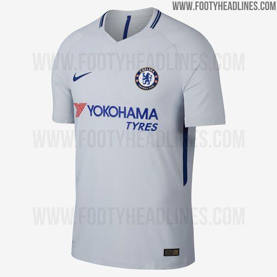 67e78fae0 Nike Chelsea 17-18 Away Kit Released - Footy Headlines