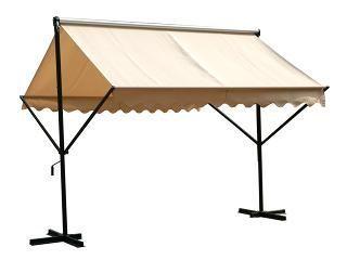 Toldo Doble Apertura 3x3 M Muebles Terraza Tipos De