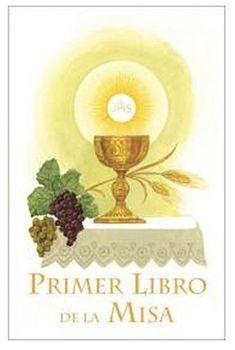 Primer Libro De La Misa | Missal & Prayer Book | Spanish | White | 9780899428239