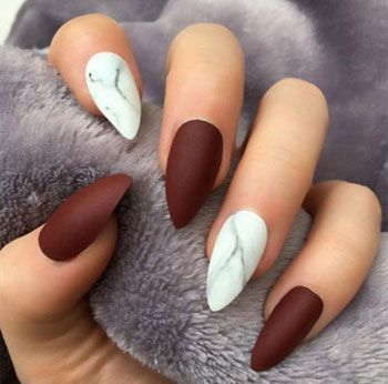 50+ Acrylic Coffin Marble Nails Colors Designs 2019 Koees Blog