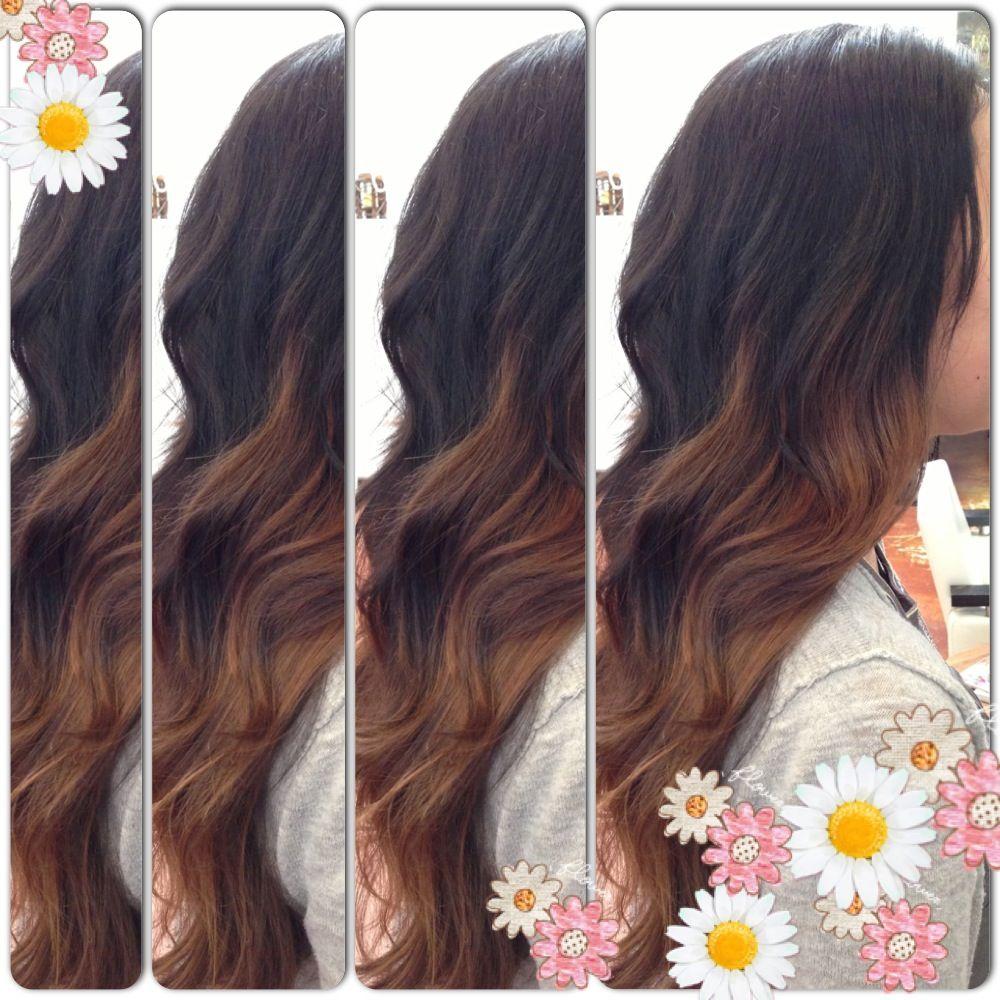 Ombre hair color hayley janeus pinterest ombre hair color