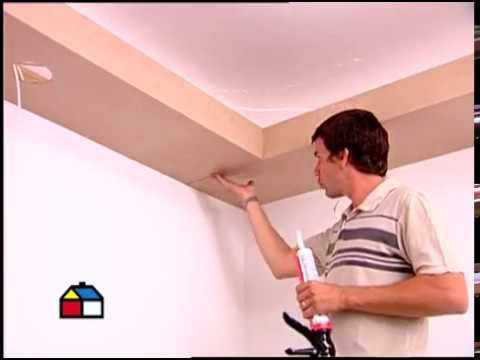 Si vivimos en una casa antigua con cielos altos y tenemos una pieza con pocas ventanas por donde - Como hacer un falso techo ...