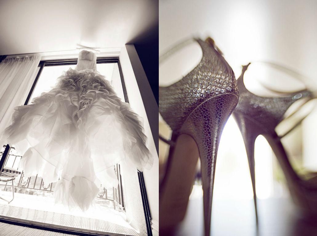 xaaza.com/1374/ Duke Photography #weddinggown #weddingdress #wedding #photography #shoes #glamour