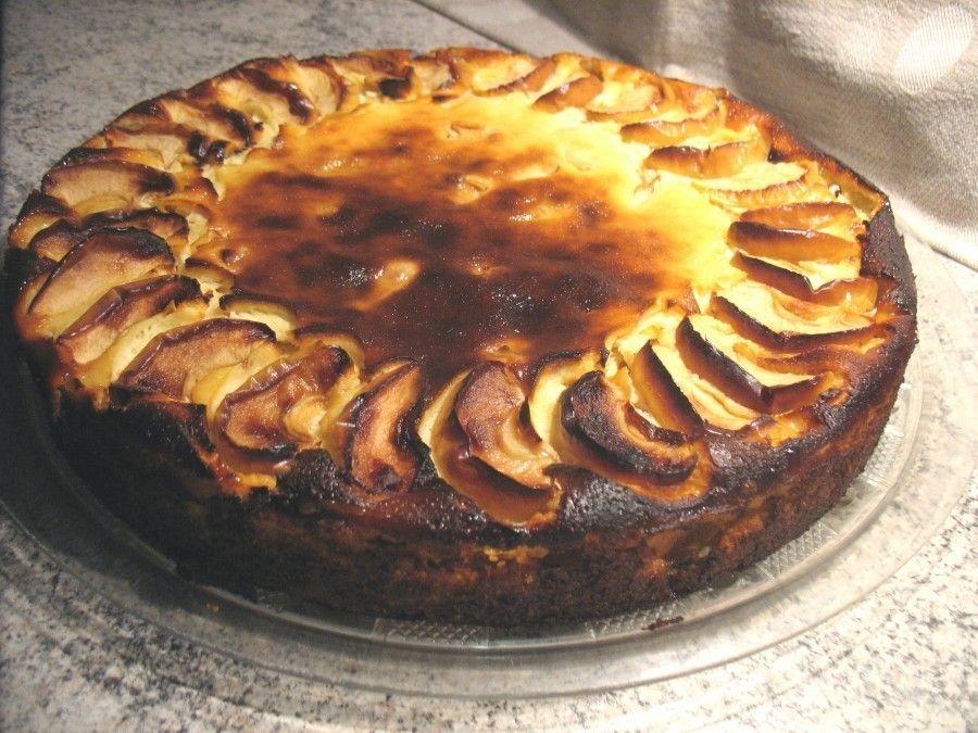 Apfel Kase Torte Ohne Boden Rezept Frag Mutti Rezept Quarkkuchen Ohne Boden Apfel Quark Kuchen Einfacher Nachtisch