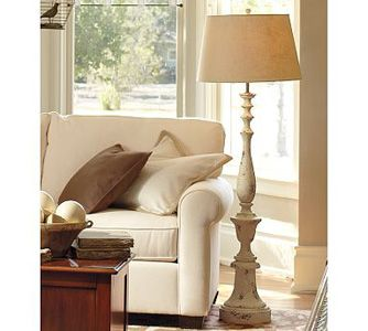 Nice Pottery Barn Brentwood Floor Lamp