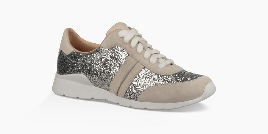 Glitter sneakers, Sneakers, Sporty sneakers