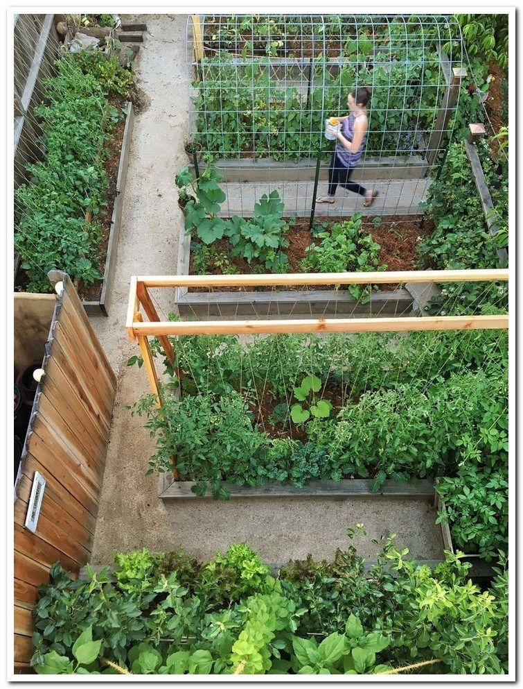 31 awesome raised garden bed ideas for backyard landscaping ... on