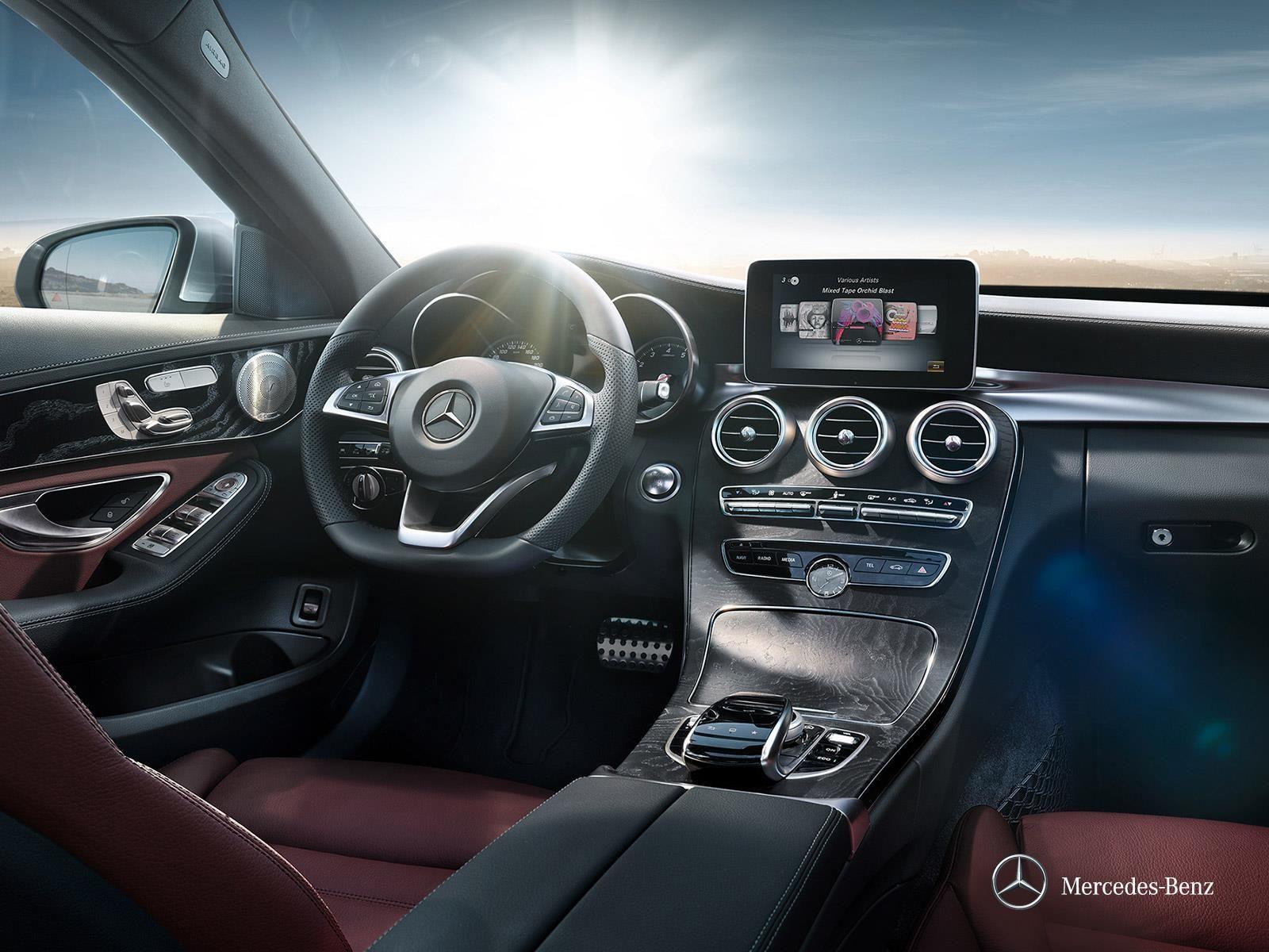 Mercedes Benz C Class 2015 C200 Fuel Consumption Combined