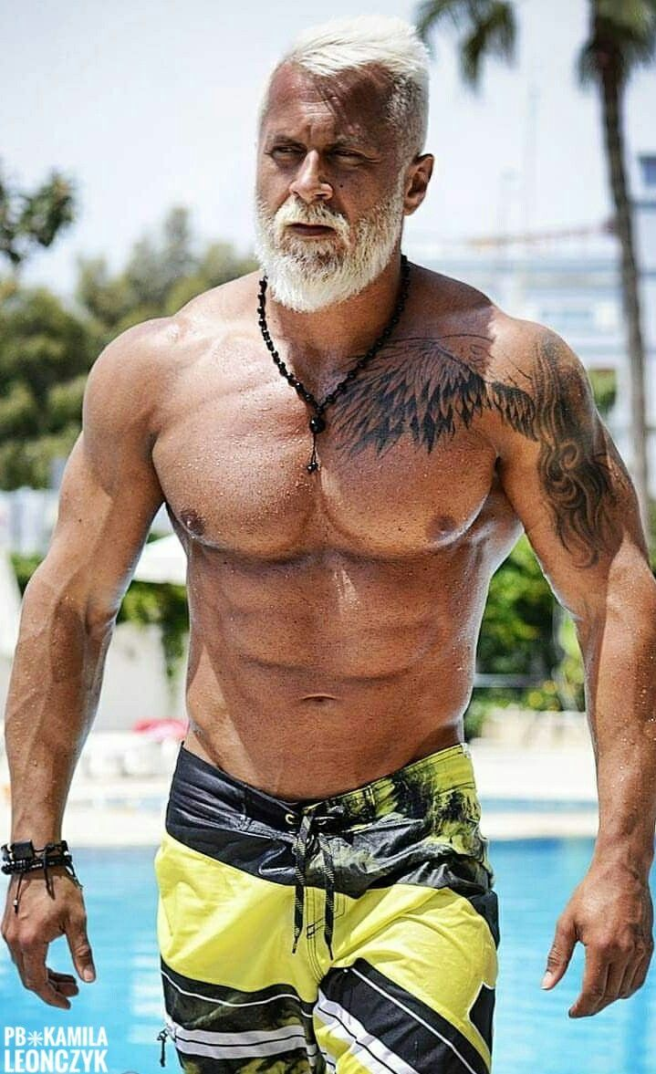 Older Fitness Models : older, fitness, models, Polish, Viking, Fitness,, Model, Pavel, Ladziak, 🇵🇱, Older,, Fitness, Fanatic