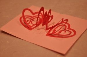 Top 10 Ideas For Valentine S Day Cards Cards Pop Up Cards