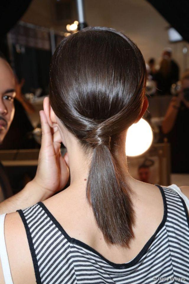 5 acconciature per capelli facili e veloci da fare in ...