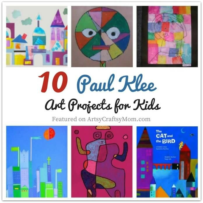Photo of 10 Paul Klee Art Projects for Kids