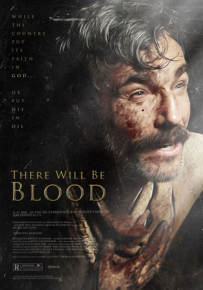 There Will Be Blood by Justin Will